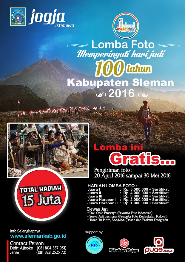 Lomba Foto 1 Abad